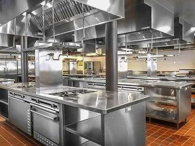 酒店厨房设备客户案例